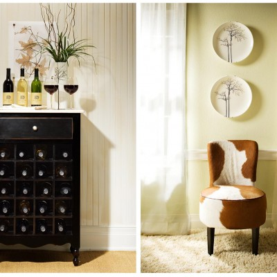 furniture, arhaus, chair, wine cooler