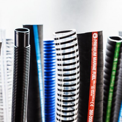 Marine Products International hoses through the lens of product photographer Barney Taxel.