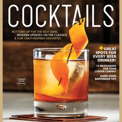 cleveland magazine cocktails cover 2015